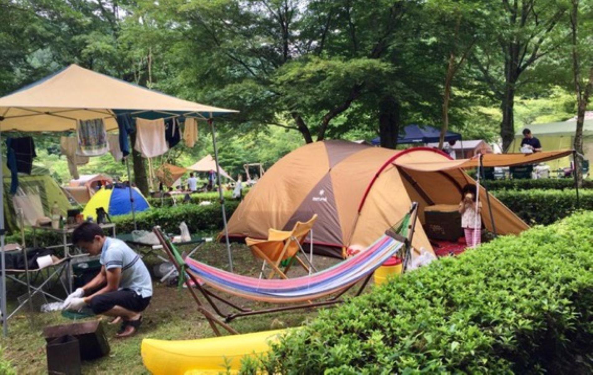 大久保キャンプ場 | オートキャンプサイト